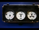 1978-1990 Dodge Omni White Face Gauges