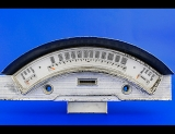 1957-1958 Ford Fairlane White Face Gauges