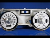 1966 Ford Falcon Futura White Face Gauges