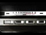 1967 Ford Galaxie 500 White Face Gauges