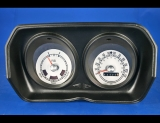 1971-1977 Ford Pinto White Face Gauges