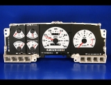 1993-1994 Ford Explorer Tach White Face Gauges