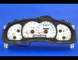 1995 Ford Explorer Ranger Tach White Face Gauges