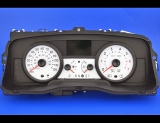 2006 Ford Crown Victoria 120 Mph White Face Gauges
