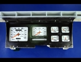 1980-1986 Ford Truck Tach White Face Gauges