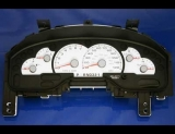 2004-2005 Ford Explorer White Face Gauges