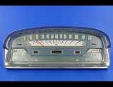 1959 Ford Fairlane Galaxie White Face Gauges 59