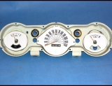 1964 Ford Fairlane White Face Gauges