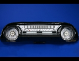 1963 Ford Galaxie 500 White Face Gauges
