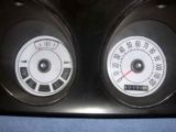 1971-1973 Ford Maverick White Face Gauges