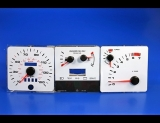 1985-1989 Ford Merkur XR4Ti White Face Gauges