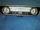 1964-1966 Ford Falcon White Face Gauges
