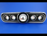 1966 Ford Mustang White Face Gauges