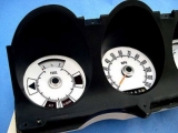 1972-1973 Ford Ranchero White Face Gauges