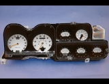 1977-1979 Ford Ranchero White Face Gauges