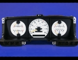 1993-1994 Ford Ranger Non Tach White Face Gauges