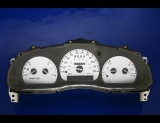 1998-2003 Ford Explorer Non-Tach White Face Gauges