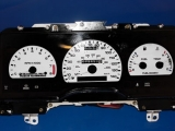 1992-1995 Ford Taurus SHO White Face Gauges 92-95