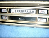 1967-1972 Ford Truck White Face Gauges