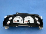 1999-2003 Ford F150 Expedition White Face Gauges