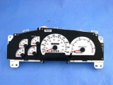 1999-2001 Ford Truck GAS White Face Gauges