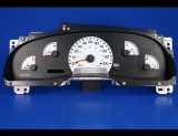 1999-2003 Ford Truck F150 Non Tach White Face Gauges