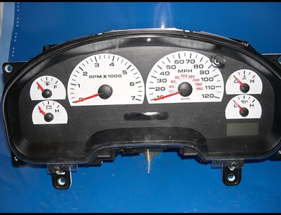 2004 Ford F150 Instrument Cluster Removal 2004 Ford F150 Truck