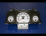1989-1991 Geo Metro Non-Tach White Face Gauges 89-91