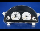 1992-1997 Geo Metro METRIC KPH KMH White Face Gauges
