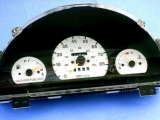 1992-1997 Geo Metro NON TACH White Face Gauges