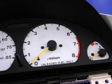 1992-1997 Geo Metro TACH White Face Gauges