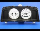 1998-2002 Chevrolet Prizm White Face Gauges