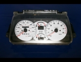 1989-1995 Geo Tracker White Face Gauges