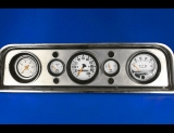 1960-1966 GMC Suburban White Face Gauges