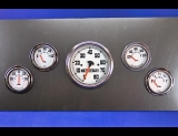 1954 GMC Truck White Face Gauges