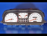1988-1989 Honda Civic Tach White Face Gauges