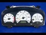 1999-2004 Honda Odyssey White Face Gauges