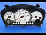 2002-2005 Honda Pilot White Face Gauges