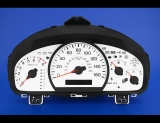 2003-2005 Honda Accord EX Sedan Auto White Face Gauges