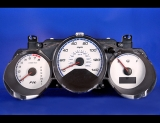 2007-2008 Honda Fit White Face Gauges