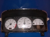 1990-1992 Honda Prelude White Face Gauges