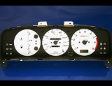 1991-1992 Infiniti G20 White Face Gauges