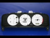 1994-1996 Infiniti G20 White Face Gauges