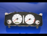 2000-2002 Infiniti G20 White Face Gauges