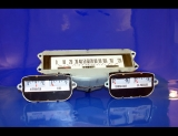 1971-1980 International Scout II White Face Gauges