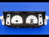 1999-2001 Isuzu VehiCROSS White Face Gauges