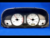 2000-2002 Isuzu Rodeo White Face Gauges