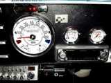 1980-1986 Jeep CJ White Face Gauges