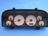 2002-2004 Jeep Grand Cherokee White Face Gauges