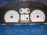 2001-2006 Kia Optima White Face Gauges 01-06